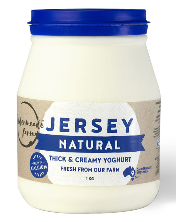 Natural Yoghurt 1kg